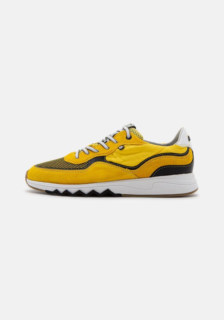 FLORIS VAN BOMMEL Sport 16392/05 yellow Suede