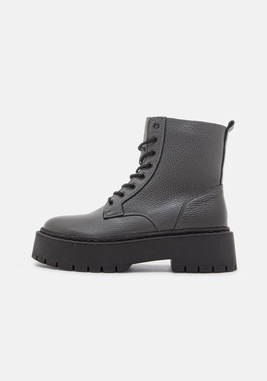 ROSA STERN Mary Boot grey/black
