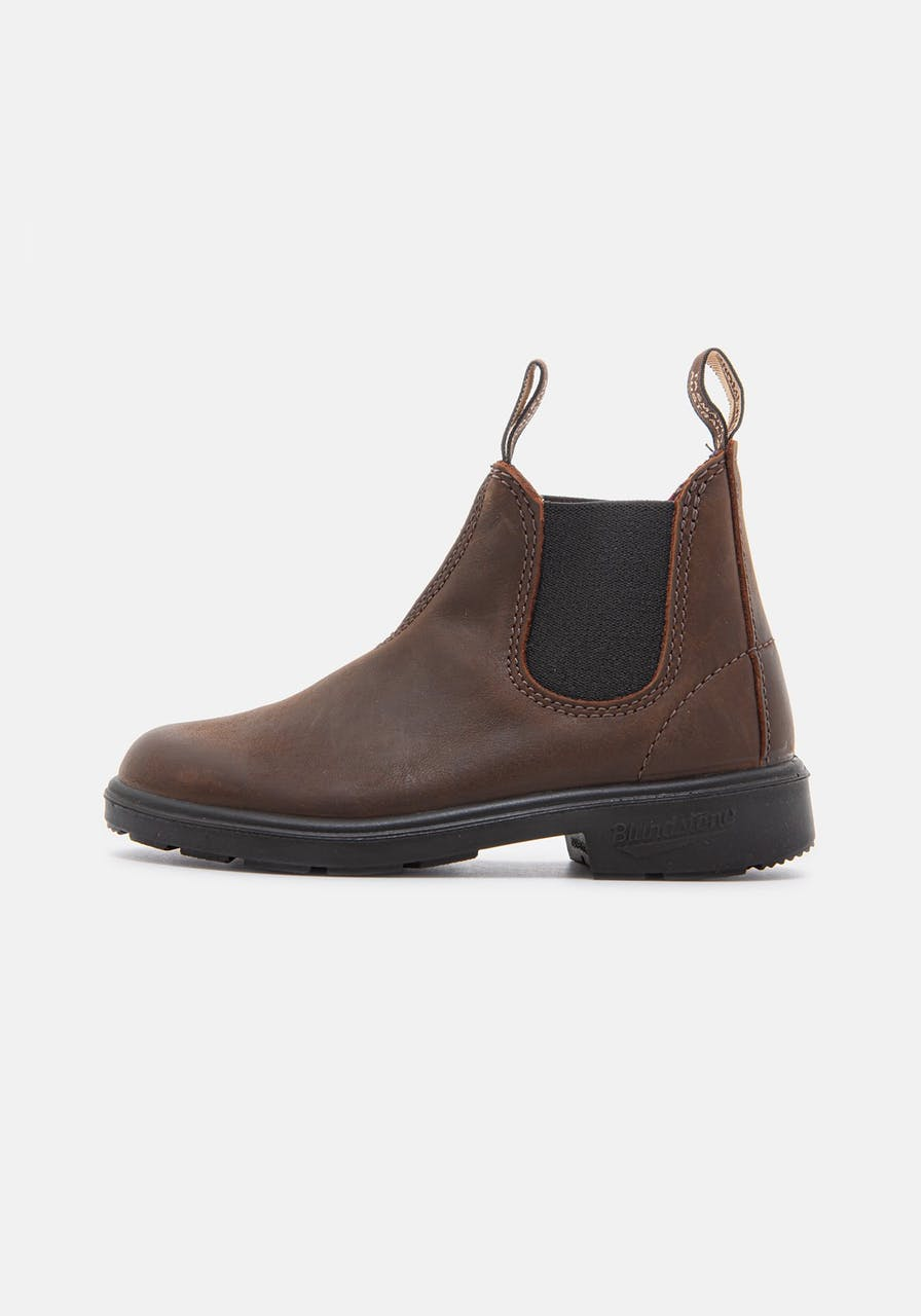 BLUNDSTONE 1468 Gumsole Antique Brown Leather