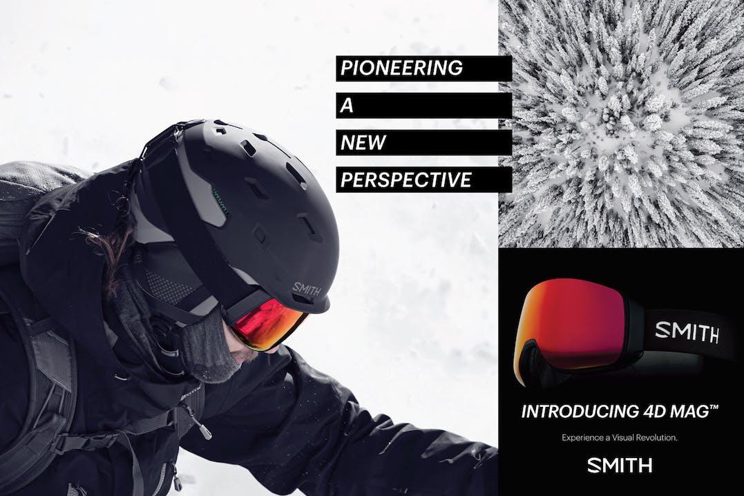 Smith Onlineshop für Skibrillen und Skihelme