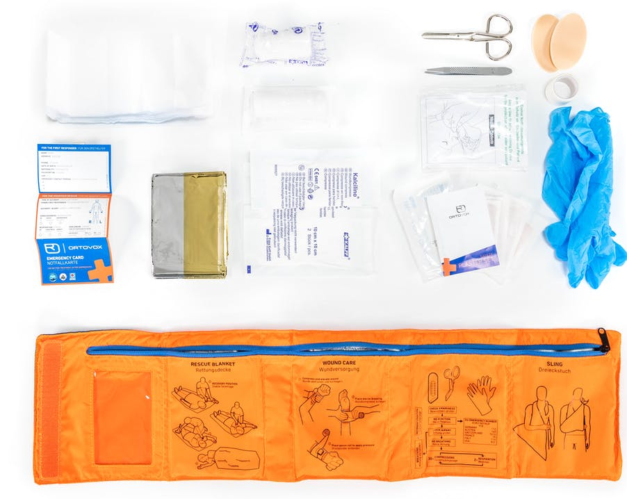 Ortovox First Aid Roll Doc - kit primo soccorso