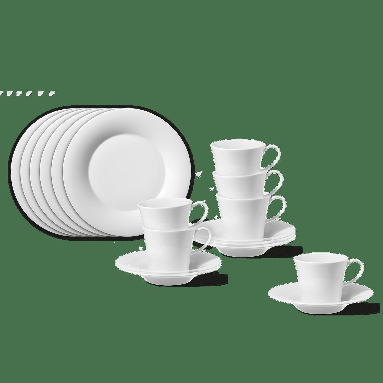 Frühstücks-Set, BERLIN, 18-teilig (6 Personen)