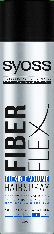 Fiber Flex Flexible Volume Hairspray