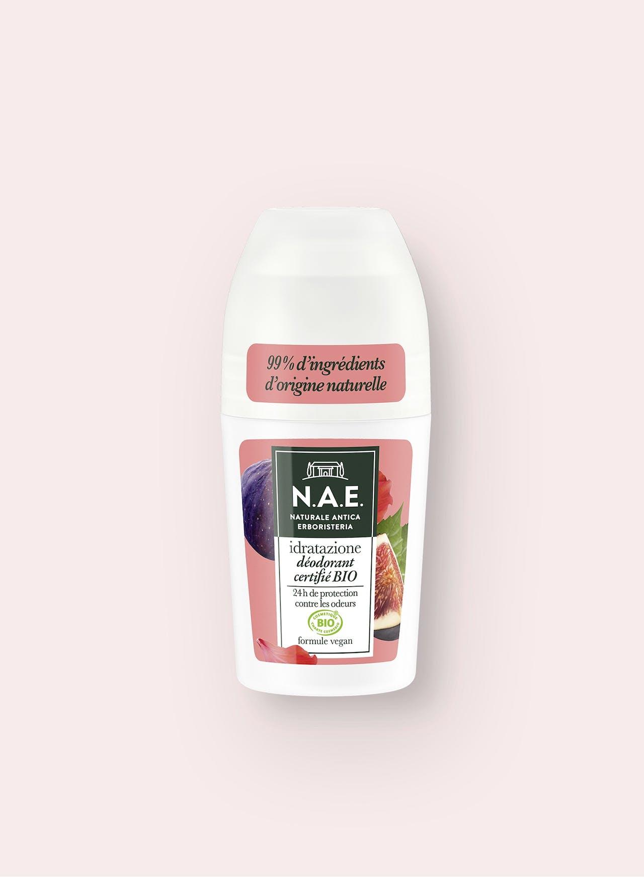 Idratazione déodorant