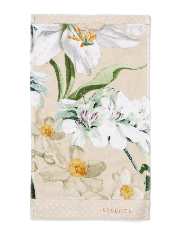 ESSENZA Rosalee Natural Gastendoek 30 x 50 cm