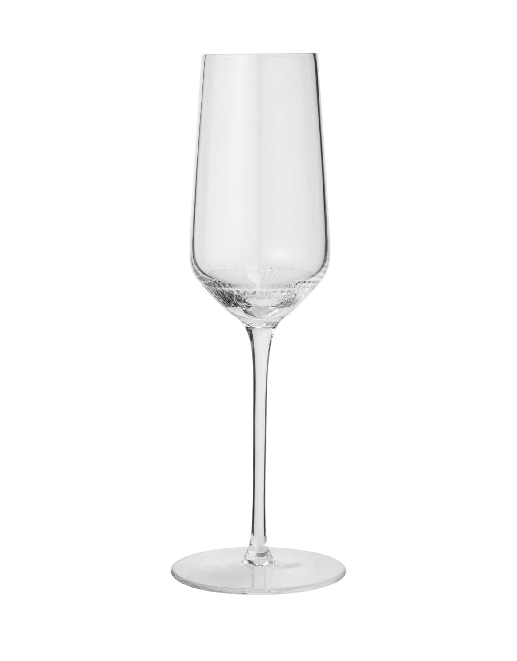 Marc O'Polo Moments Transparent Champagneglas 22 cl