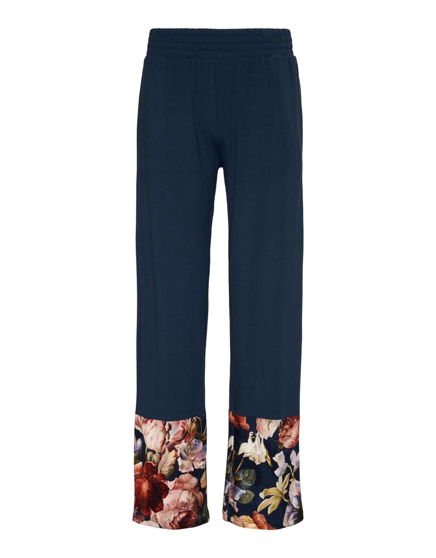 ESSENZA Naomi Anneclaire Indigo blauw Lange broek M