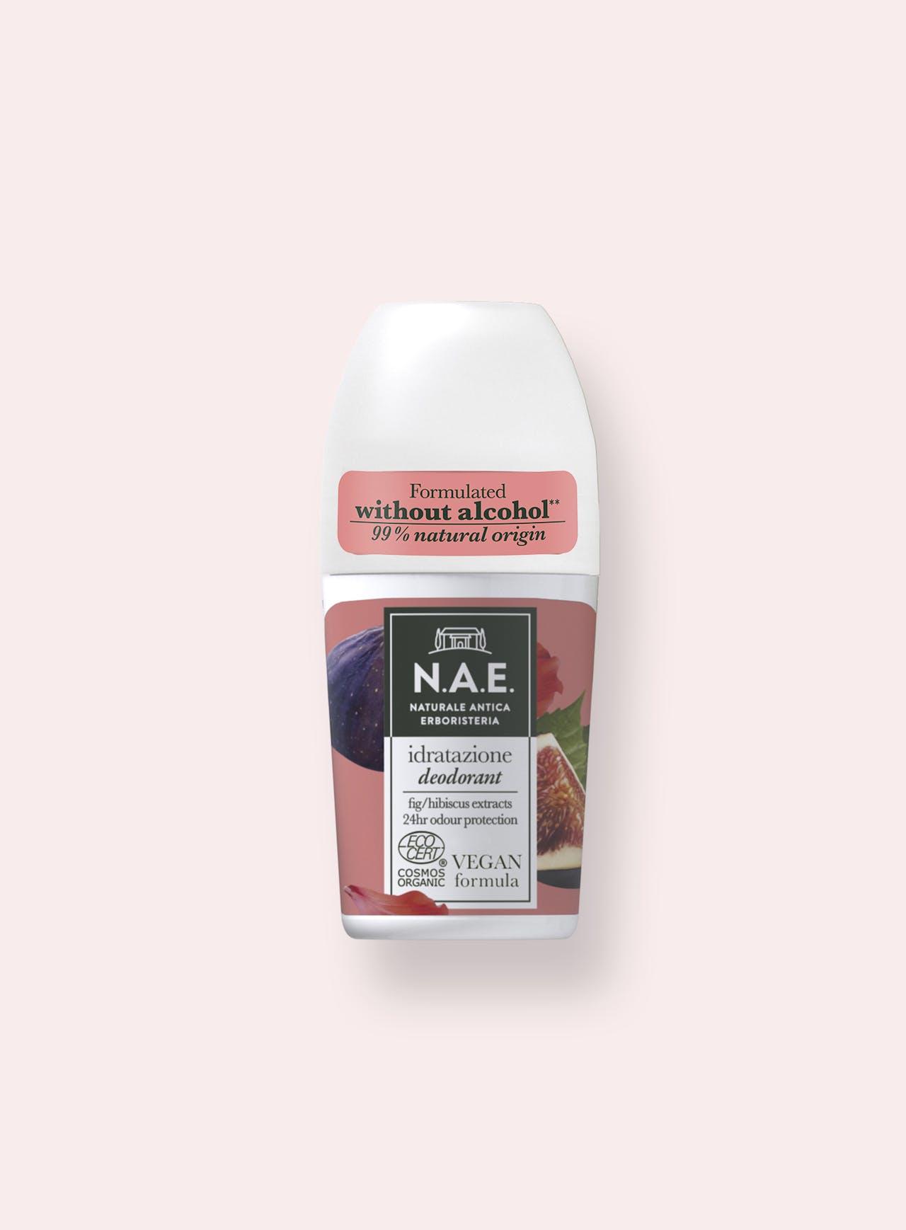 Kosteuttava Deodorantti