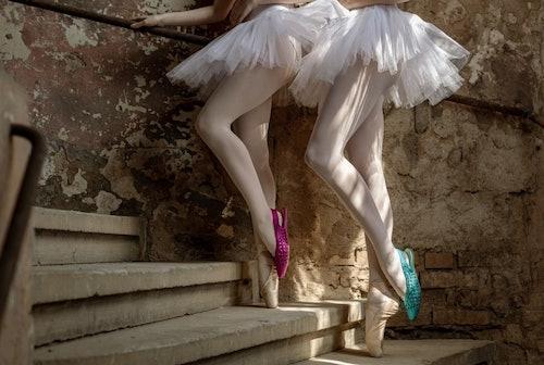 ballerina's melvin & hamilton
