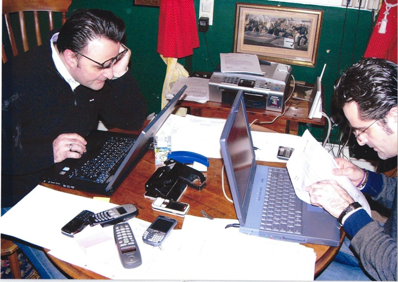 MELVIN & HAMILTON: GESCHIEDENIS EN FILOSOFIE