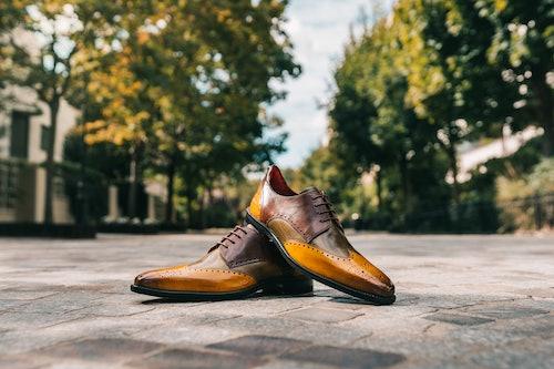 Budapester schoenen Dave 3 Melvin & Hamilton