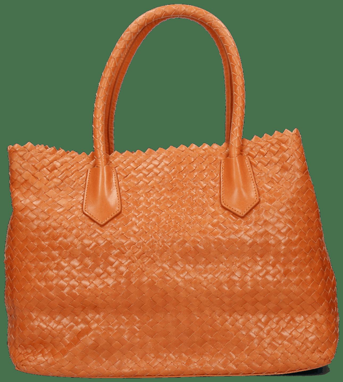 Kimberly 1 Woven Orange