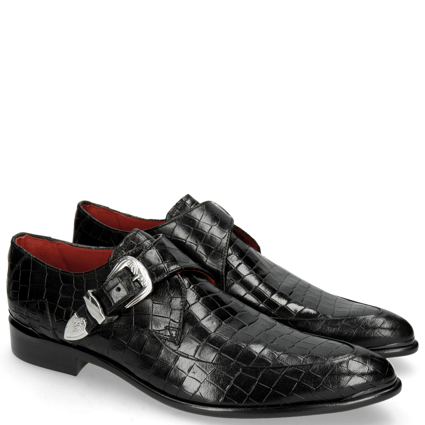 Toni 24 Crock Black Toe Gunmetal
