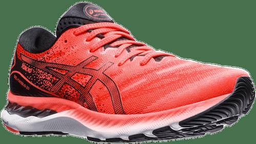Scarpa running Asics Gel Nimbus 23 edizione speciale maratona Tokyo