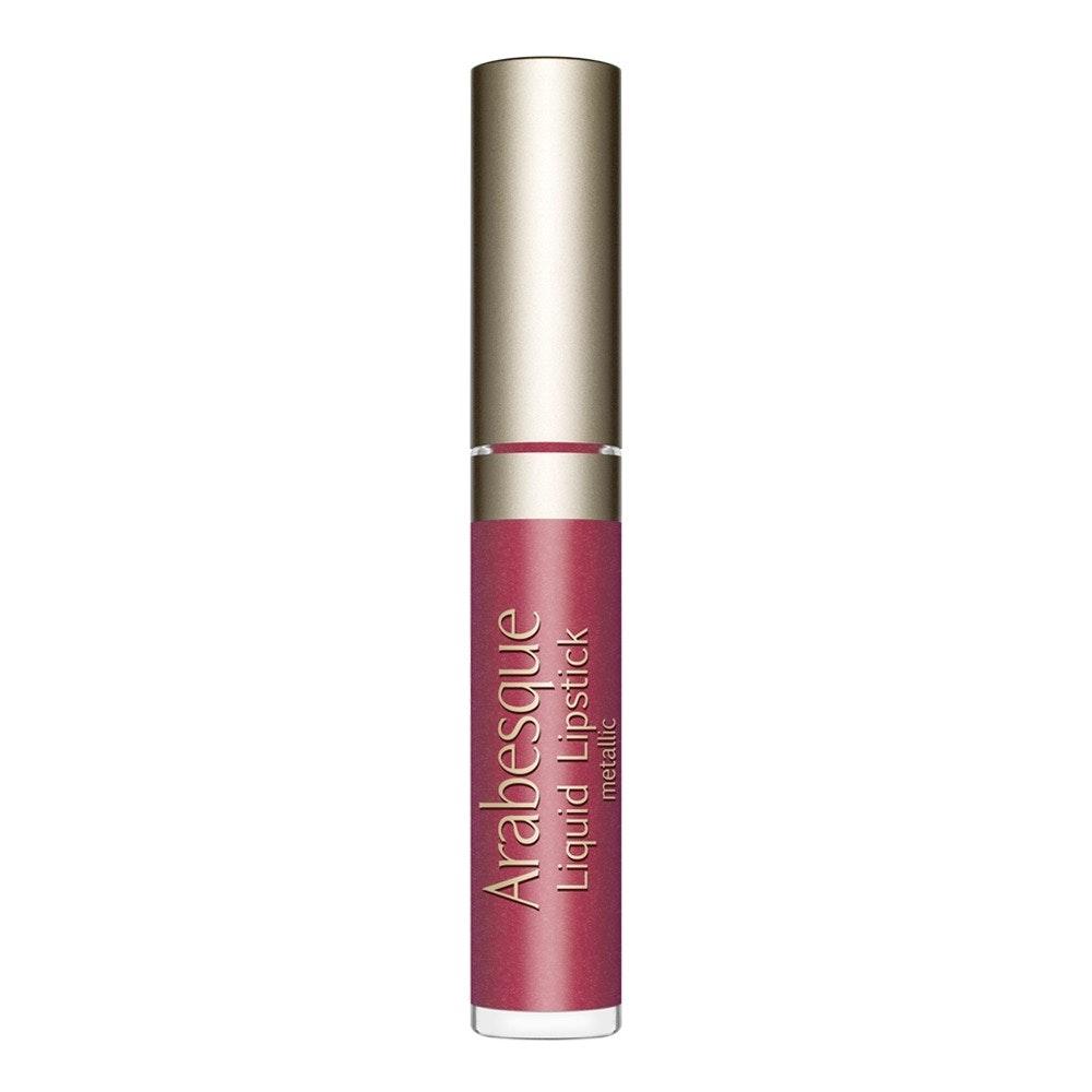 Der flüssige Lippenstift: Liquid Lipstick metallic von ARABESQUE