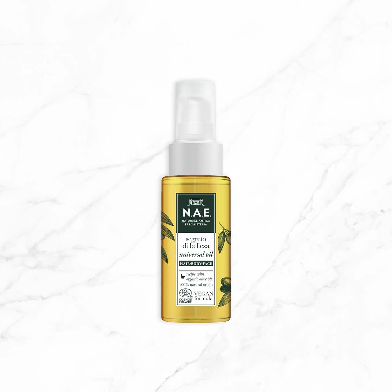 Universalolja för hud och hår