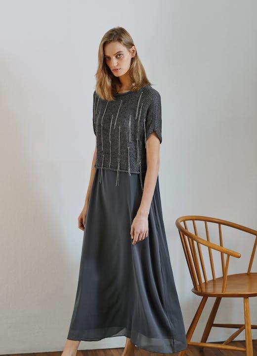 Fabiana Filippi, Spring / Summer Collection 2018, Dress, Lodenfrey, Munich
