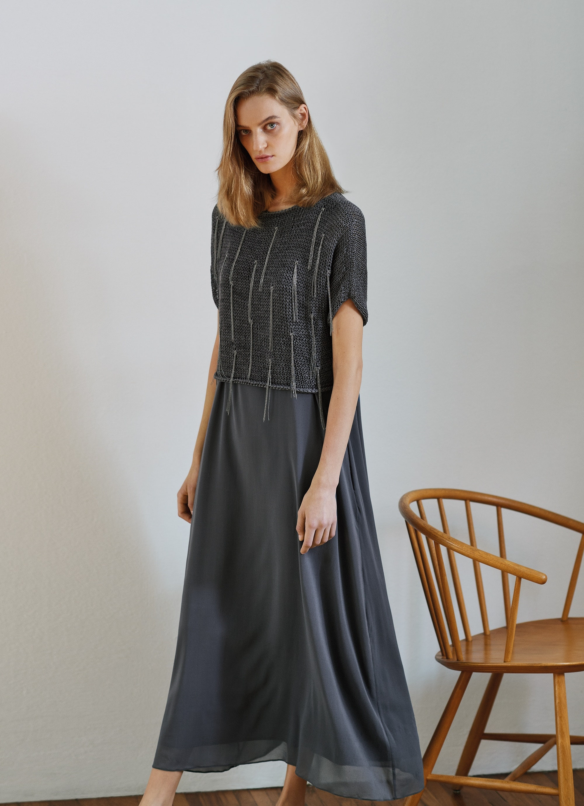 Fabiana Filippi, Spring / Summer Collection 2018, Dress, Lodenfrey, Munich