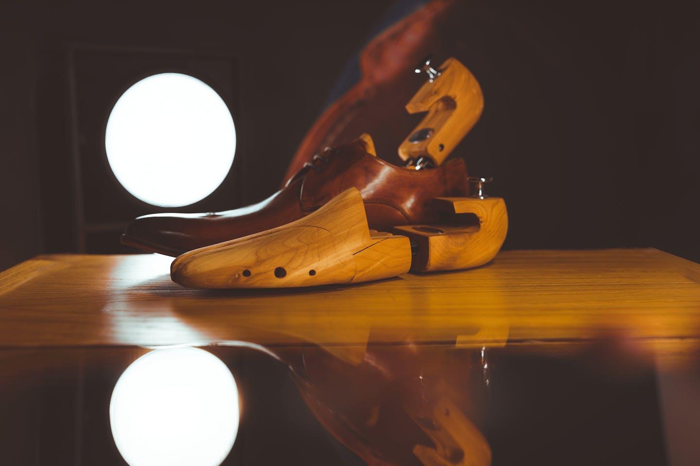 Schuhpflege -Schuhspanner von Melvin & Hamilton