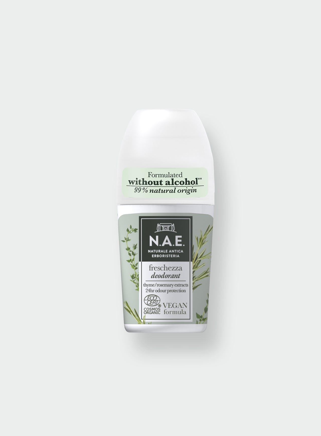 Virkistävä Deodorantti
