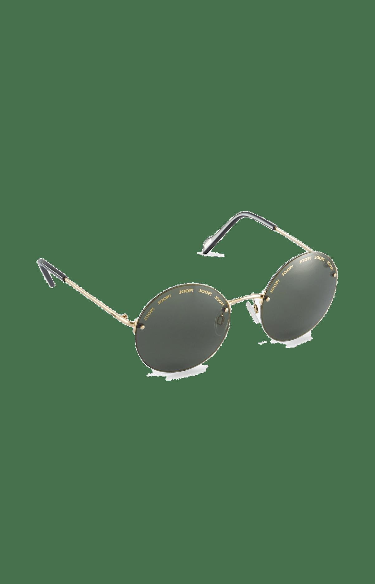 JOOP! Logo-Sonnenbrille in Gold