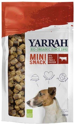 Yarrah - Trainingssnack - Bio Mini Bites 100g (getreidefrei)