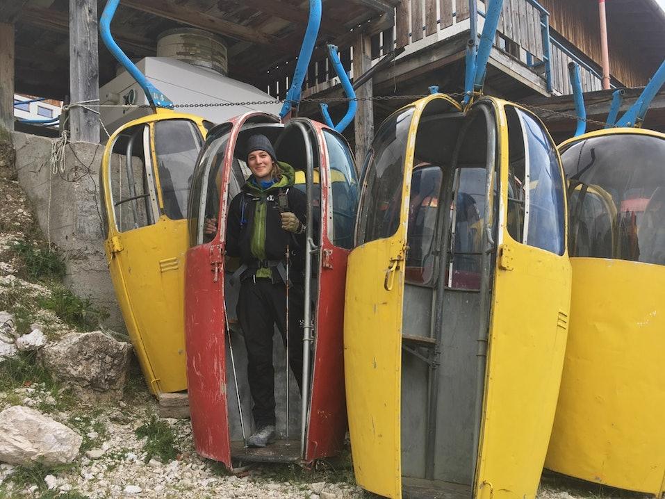 Dolomiten-Trekking-Cristallo-Lift