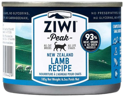 Ziwi Peak - Nassfutter - Canned Cat Food Lamb (getreidefrei)