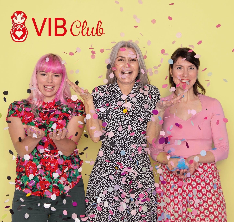 Blutsgeschwister VIB Club - Very Important Blutsschwestern