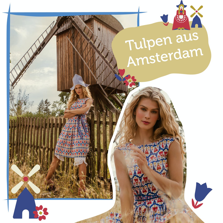Tulpen aus Amsterdam | Frau Holland