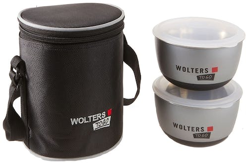 Wolters - Futternapf - Diner To Go 2 x 750ml