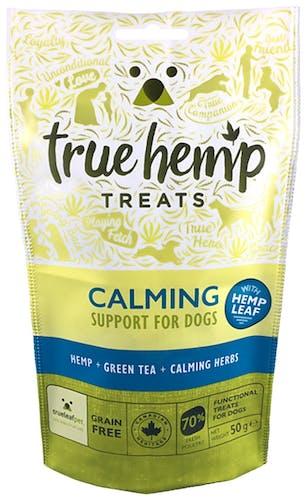 True Hemp Hundesnack Calming