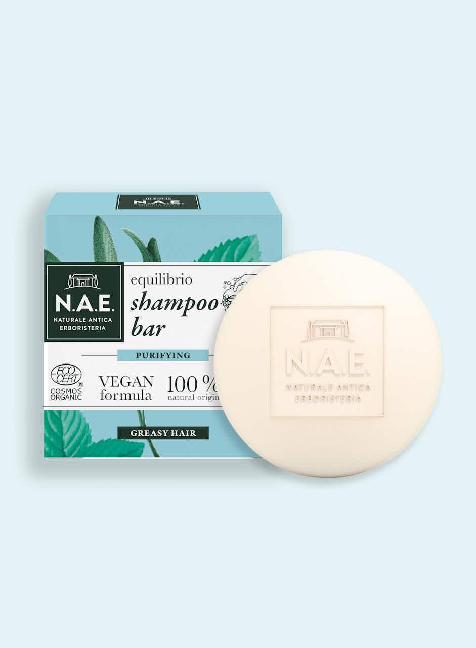 Rensende Shampoo Bar
