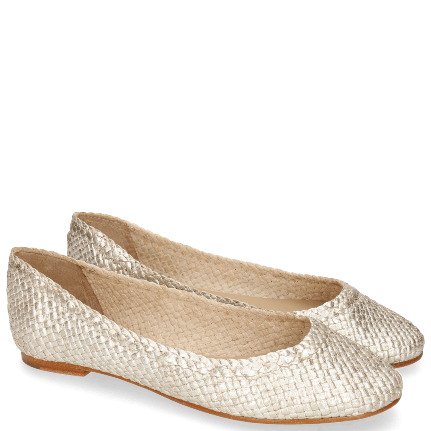 Kate 5 Woven Cherso Bisque