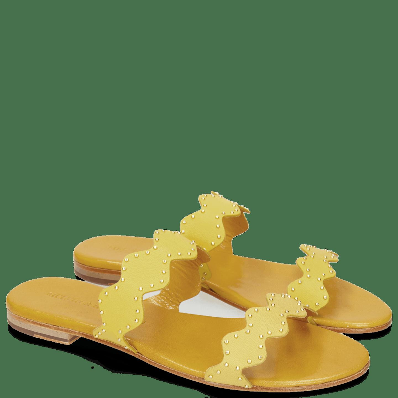 Hanna 45 Salerno English Yellow