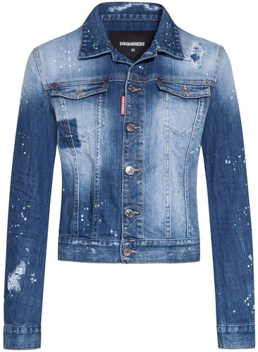 Dsquared2. Jeansjacke, Denim Jacket, Lodenfrey, Munich