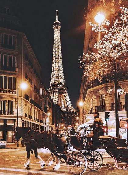 Instagram @paris