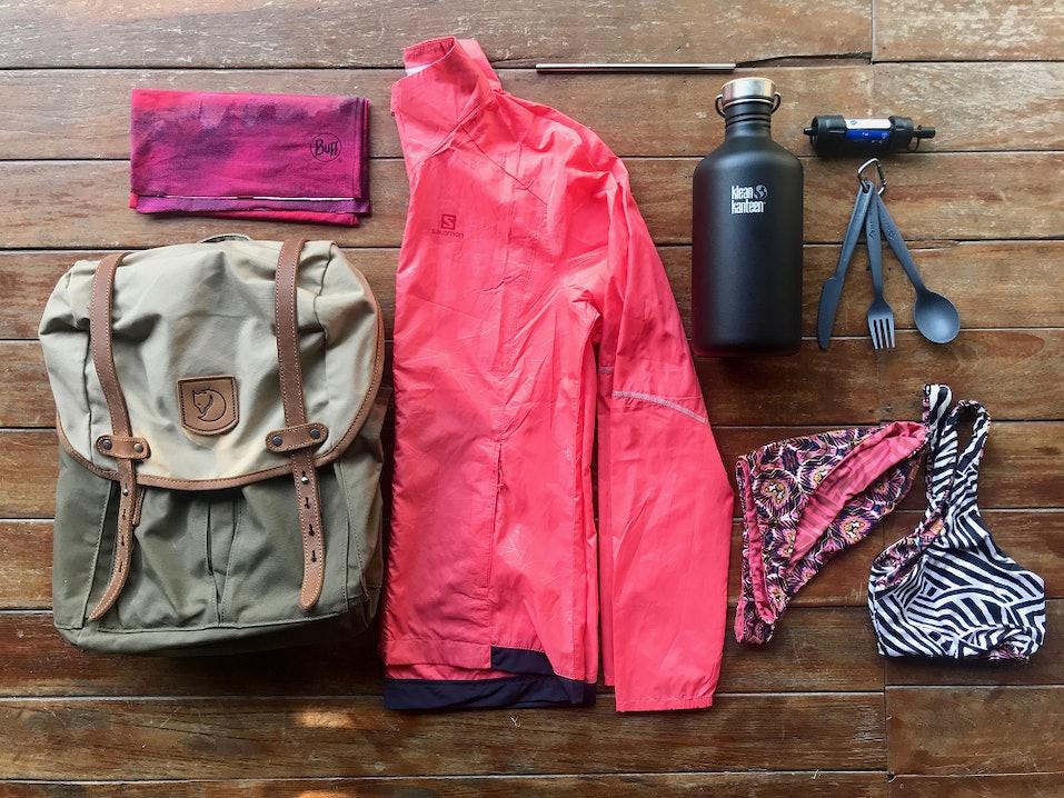 Bali, Packliste, Nachhaltigkeit, plastikfrei, Zero Waste, Urlaub, SportScheck