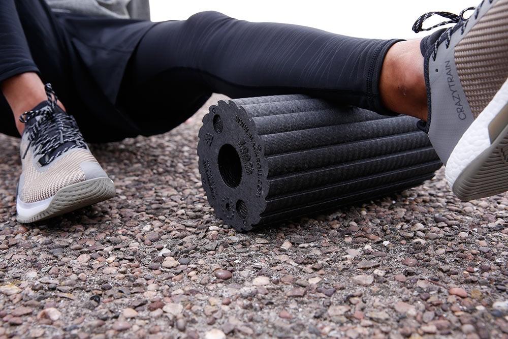 Faszien Training mit der Blackroll