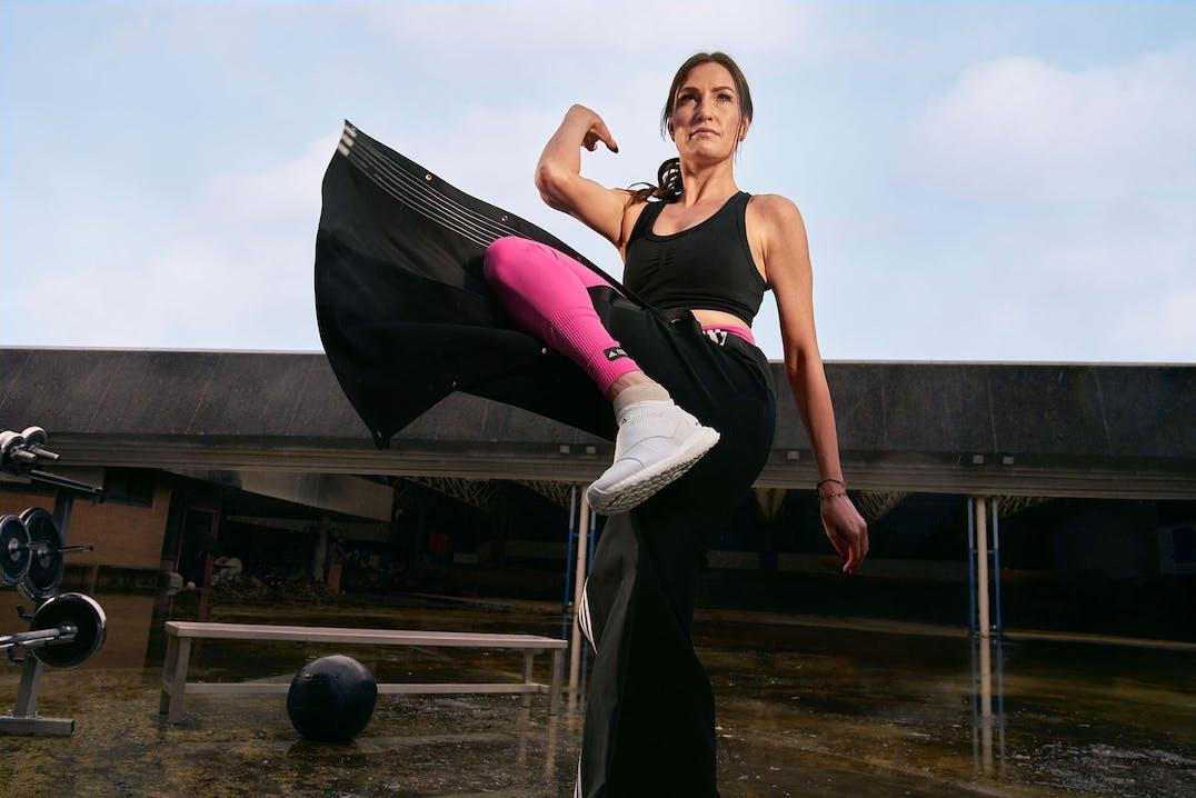 Powerfrau und Parasportlerin Denise Schindler