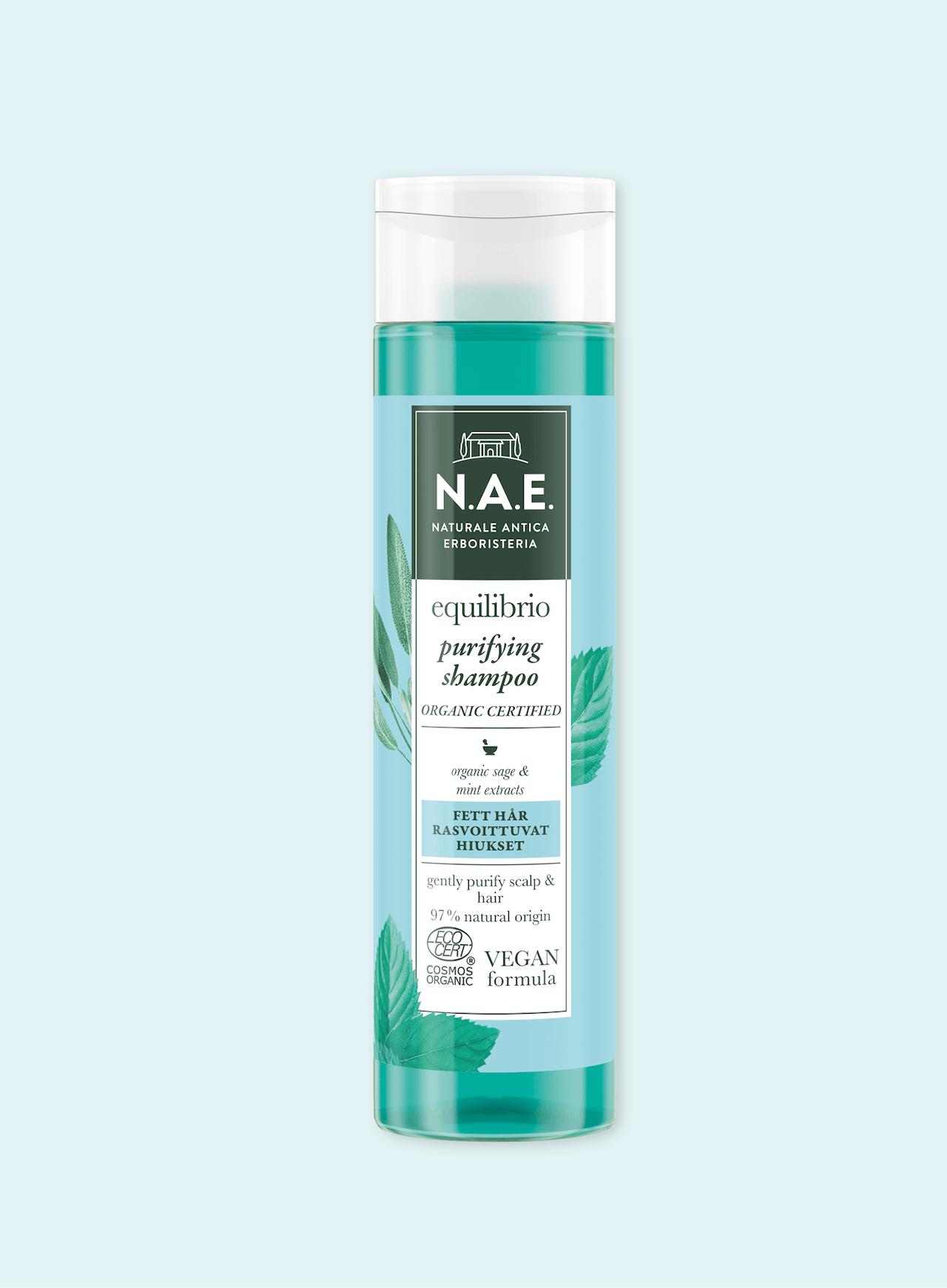 Rensende Shampoo