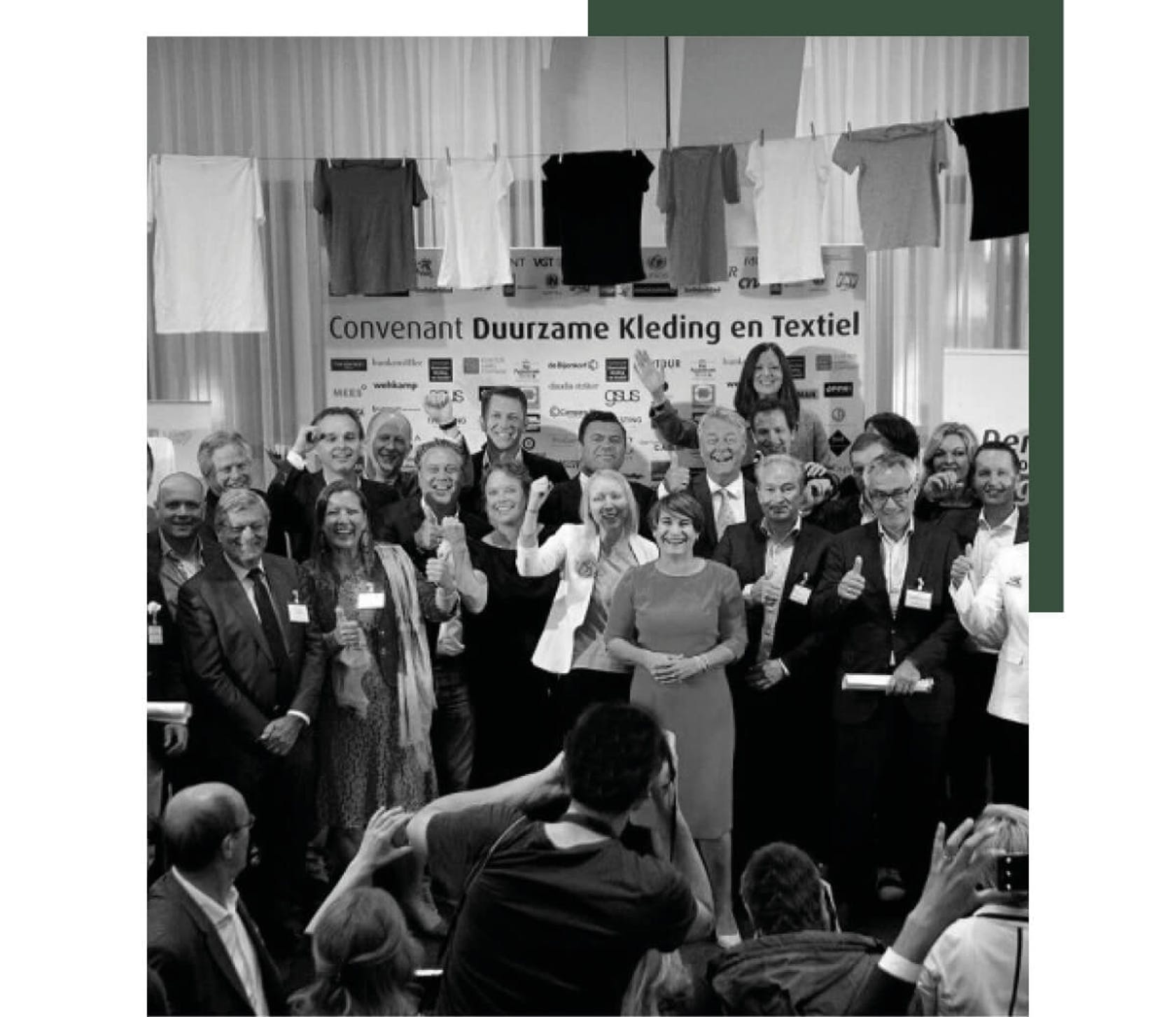 ESSENZA HOME ondertekent Convenant Duurzame Kleding en Textiel