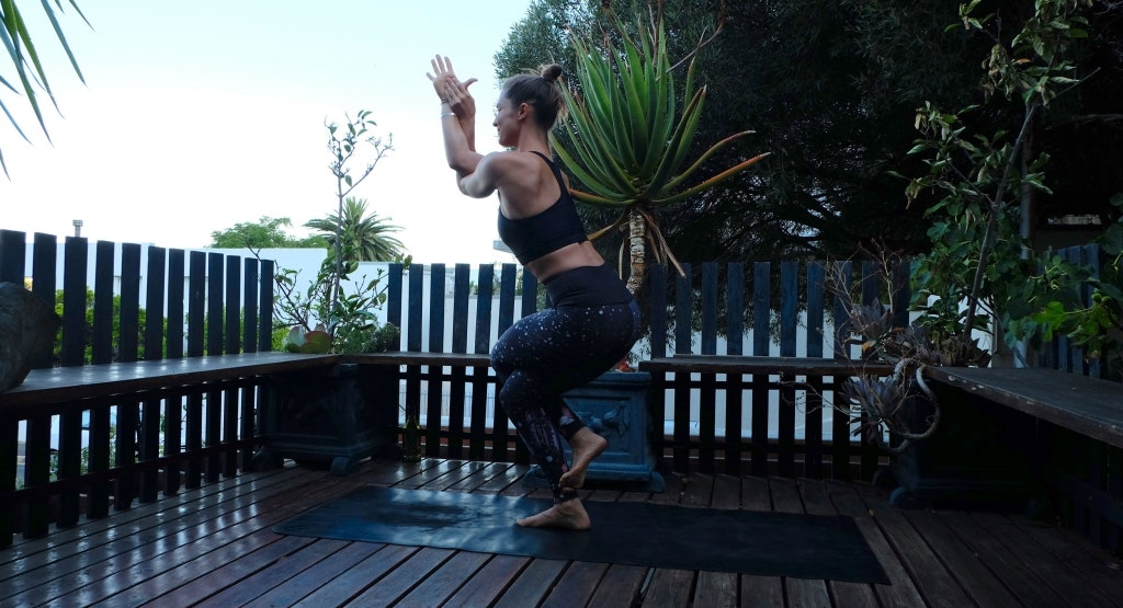 Yoga Asana für den starken Willen