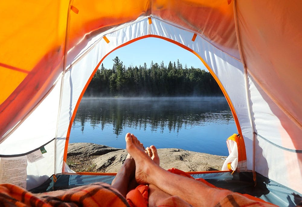 Camping in Ontarios Provincial Parks