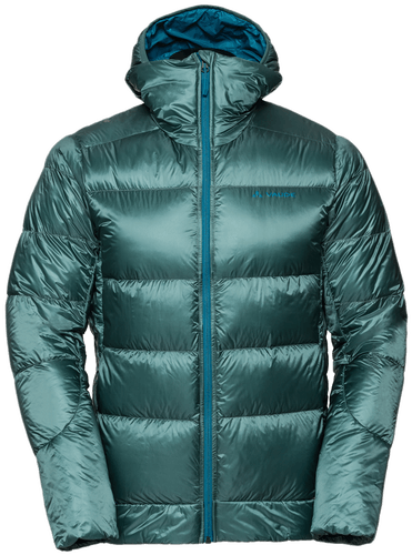 VAUDE Kabru Hooded - giacca in piuma - uomo