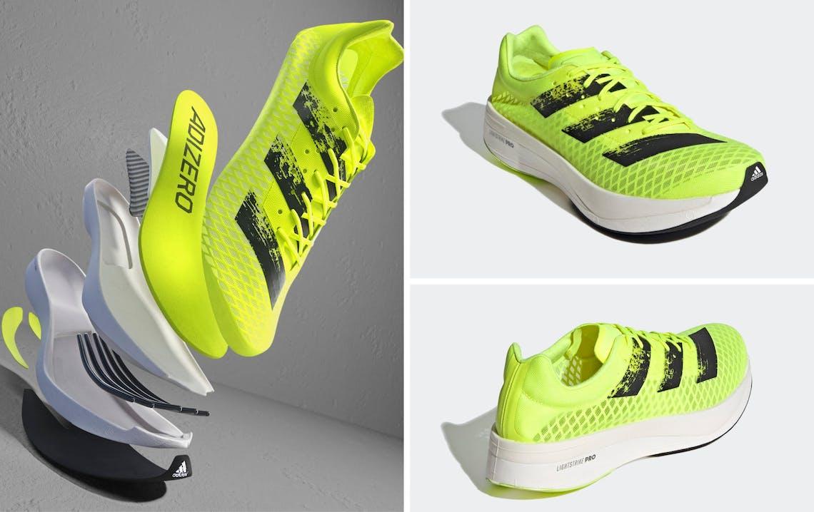 Dettagli di Adidas Adizero Adios Pro