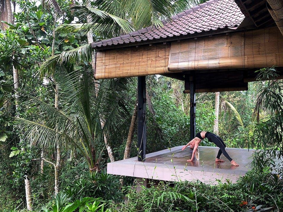 Yogalehrer Ausbildung auf Bali