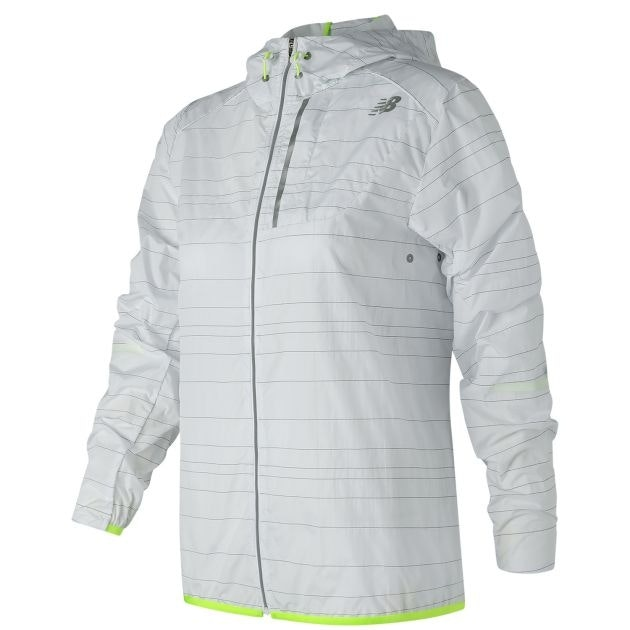 New Balance Reflective Packable Jacket