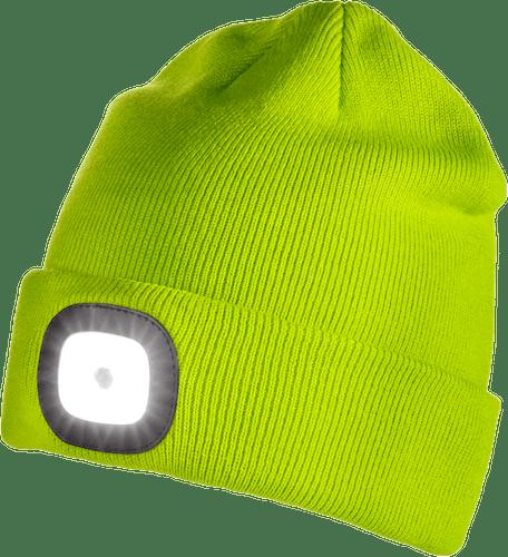 ICEPORT Led Beanie Lighty - Wollmütze mit Lampe
