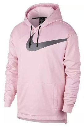 Nike Thermal Hoodie Pink für Herren